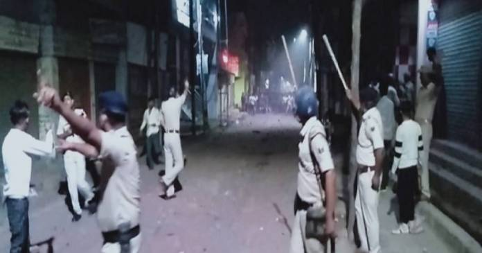 Patna clashes idol immersion
