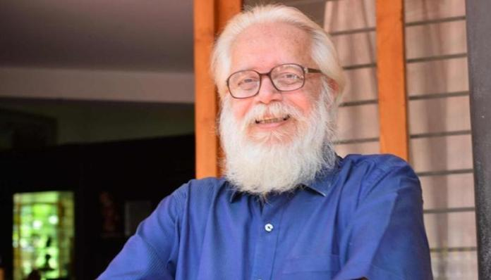 Scientist Nambi Narayanan, hounded by Congress and Hamid Ansari's close aide, to get compensation of Rs. 1.3 crores