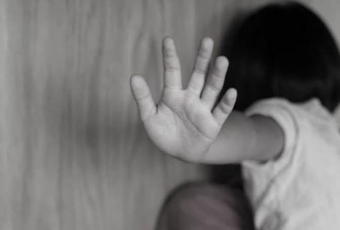 Man continued to rape his 8-year-old daughter for more than 2 years