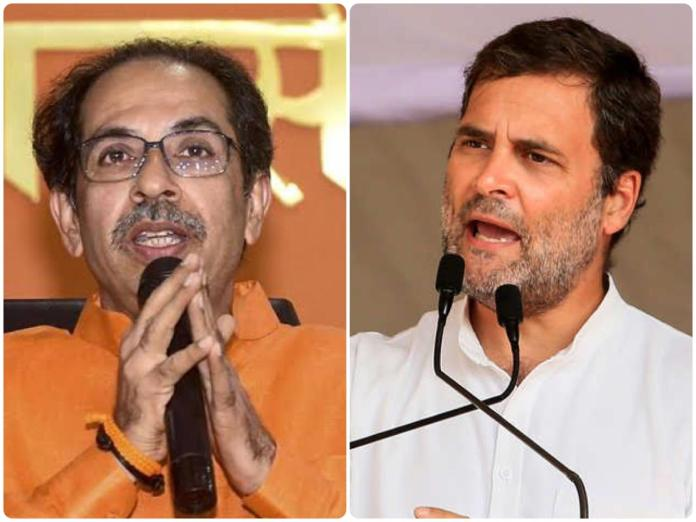 Uddhav Thackeray takes a u-turn after Rahul Gandhi criticises those supporting CAB