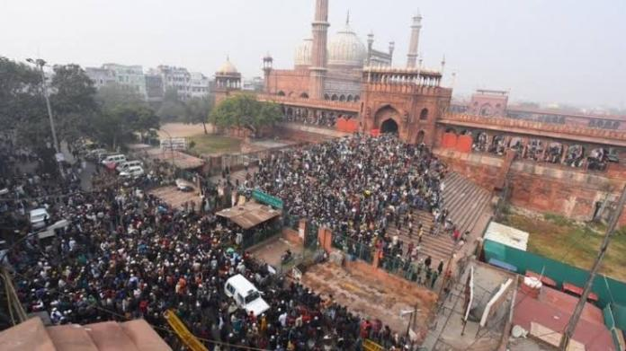 Azad's Bhim Army had permission to hold protests at Jantar Mantar, not Jama Masjid