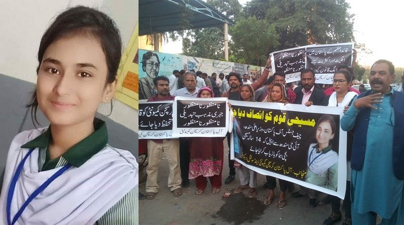 Pakistan: 14-years-old Christian girl in Karachi abducted, forcibly converted to Islam and married off to her abductor