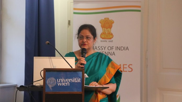 Renu Pall, former Indian Ambassador to Austria