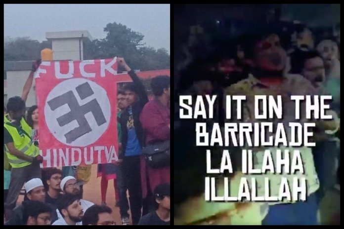 2019 anti-CAA protests: 9 visuals that prove they were motivated by deep seated anti-Hindu bigotry and Islamic extremism