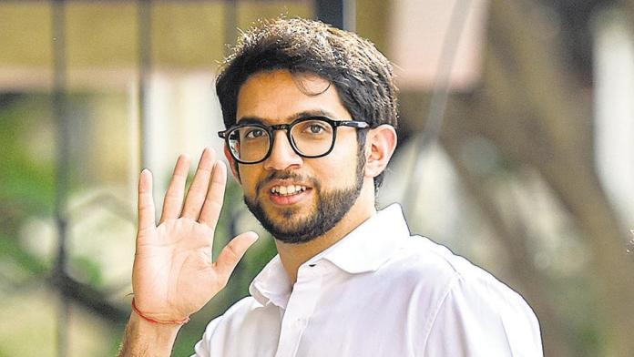 Aaditya Thackeray condones his party members' thuggish behaviour, calls the victim as