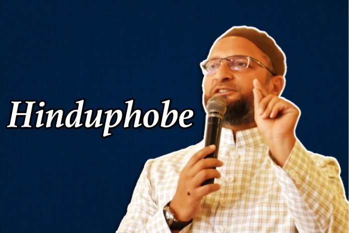 AIMIM Chief Asaduddin Owaisi denies persecution of Hindus and other minorities in Islamic nations in a shameful interview