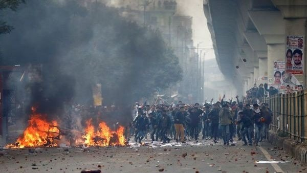 Mosques were behind the mobilisation of violent mobs in Seelampur riots on 17 December, says report