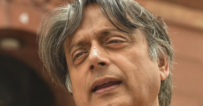 Shashi Tharoor wanted govt intervention in private business to uphold 'liberal values', but refuses to help Hindu victim