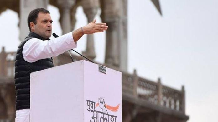 Congress plans to relaunch Rahul Gandhi following 7 months of sabbatical