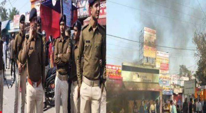 Bajrang Dal organises protests alleging police inaction in leader Kumar Neeraj's murder case