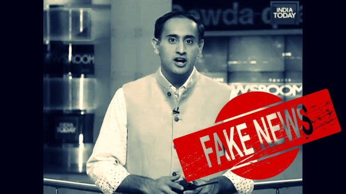 India Today sting on JNU violence: How Rahul Kanwal passed off a JNUSU activist as an ABVP member
