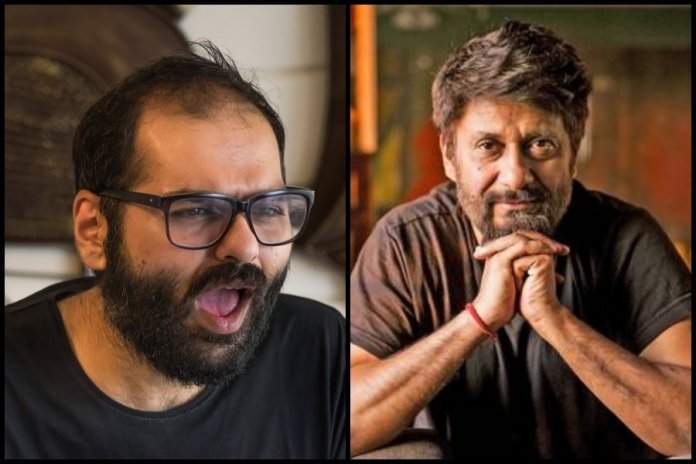 Filmmaker Vivek Agnihotri exposes how Kunal Kamra binned an interview because his and Congress' lies on Rohith Vemula got exposed