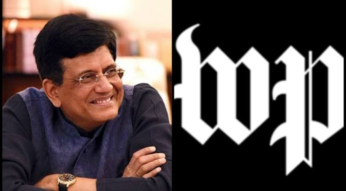 Minister Piyush Goyal not to meet Jeff Bezos during his India visit: Washington Post anti-India stand showing effect?