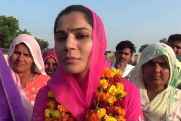 Rajasthan: Pakistani immigrant Neeta Kanwar who was granted citizenship in September elected Sarpanch in Tonk