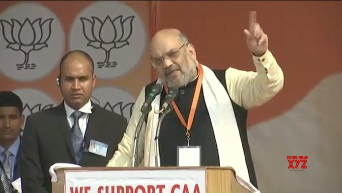 No matter how many protests happen, CAA will not be rolled back, said Amit Shah