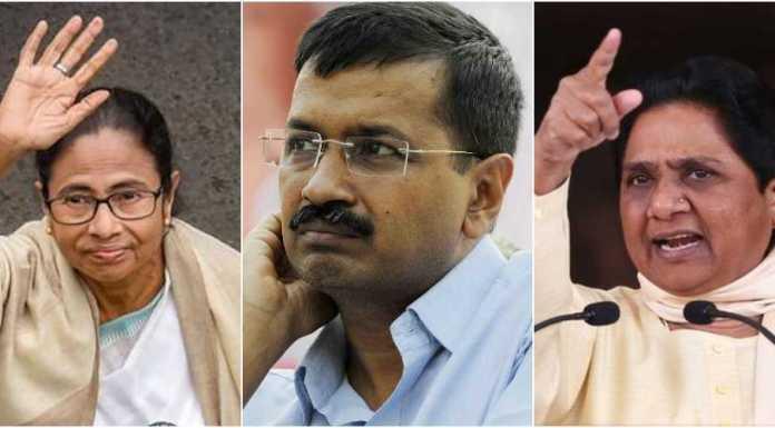 Mamata Banerjee and Mayawati snub Congress meeting called by Sonia, AAP says not invited