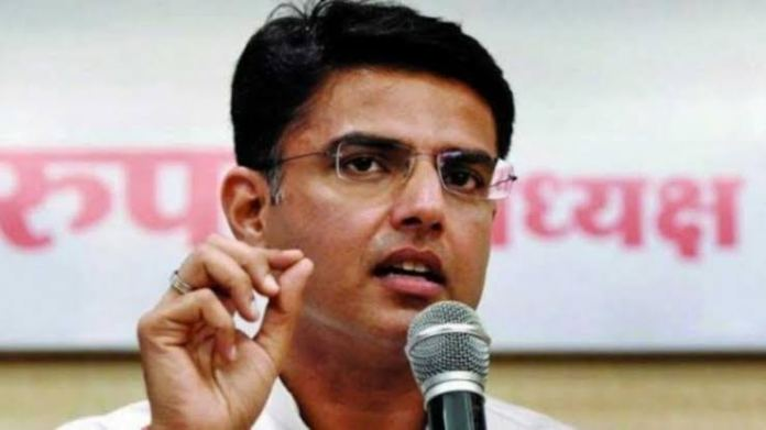 Sachin Pilot slammed Ashok Gehlot for pinning the blame of Kota tragedy on the past governments