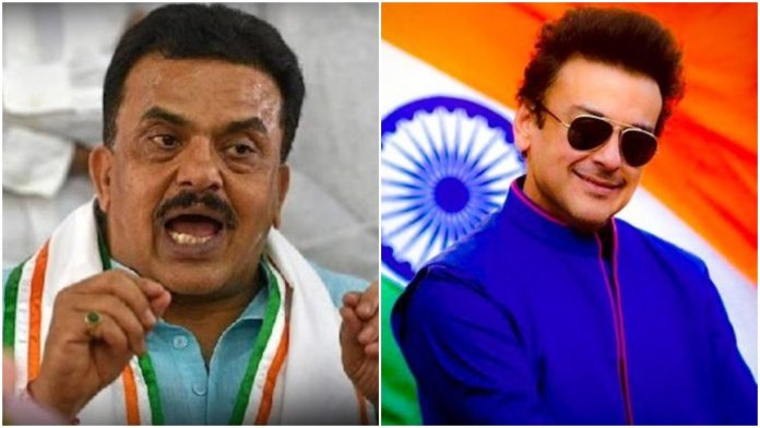 Congress leader Sanjay Nirupam targets Adnan Sami over Padma Shri award, says despite Indian citizenship, he's still a Pakistani