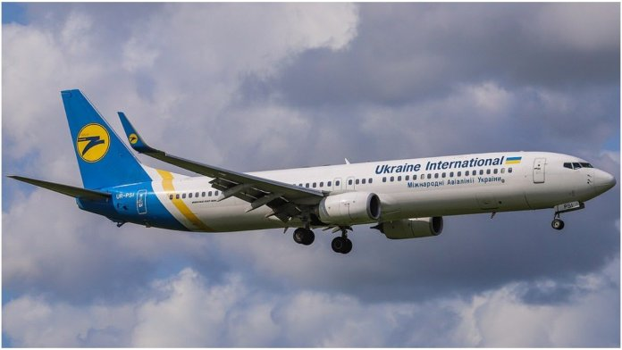 Ukranial International Airline's Boeing 737-800 crashed near Tehran with 180 people onaboard