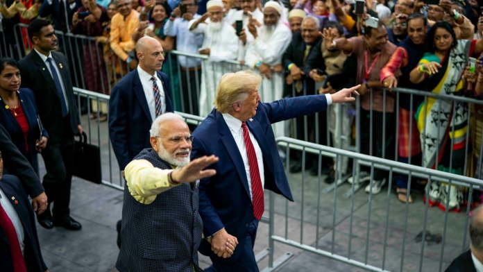 Trump campaign releases video featuring PM Modi to showcase love for Indians