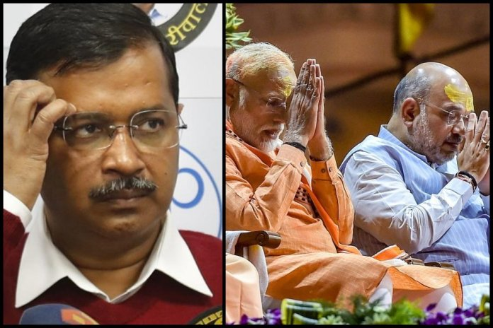 Delhi elections: Left hates voters who don't 'obey' and the fickle, unruly mistress called Democracy. Non-Left should avoid this vice like the plague