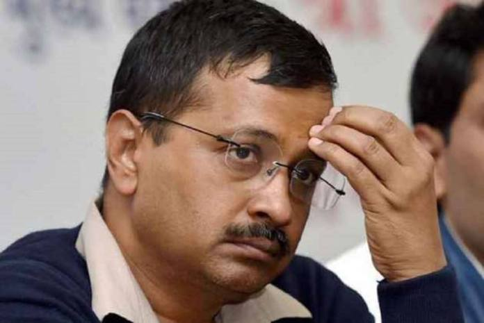 EC condemns Arvind Kejriwal over his promise to build mohalla clinics on court premises