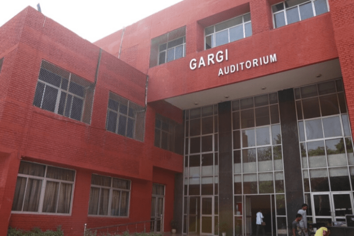 Allegations by Leftists of goons holding saffron flags while allegedly molesting Gargi College students fall flat: Read details