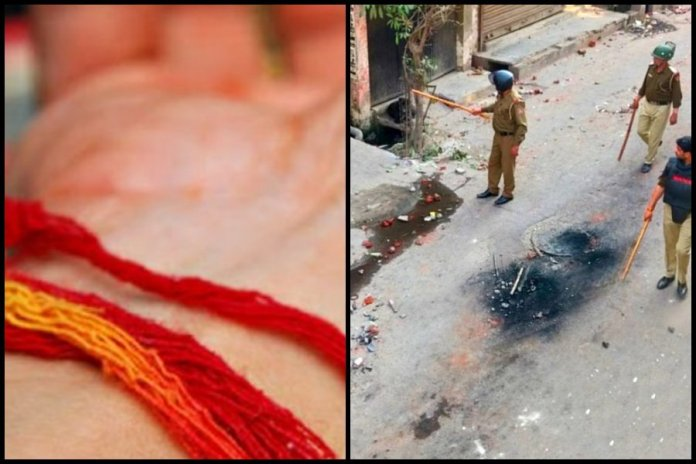Delhi Anti-Hindu riots: The pain of Hindus living in and around Maujpur