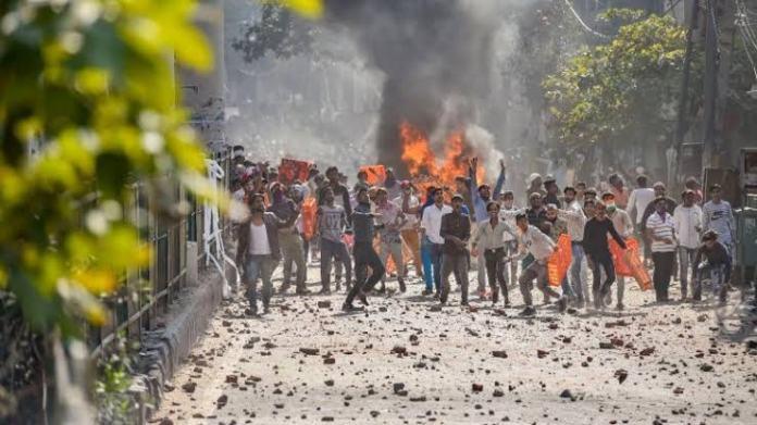 Intelligence agencies claim that Delhi and Aligarh anti-CAA violence may be linked
