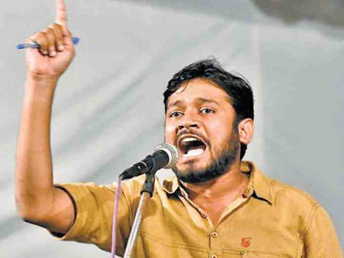 Kanhaiya Kumar's convoy in Bihar attacked with eggs and engine oil in Jamui