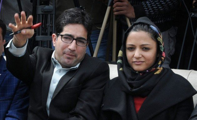 Former IAS-turned-politician Shah Faesal detained under Public Safety Act