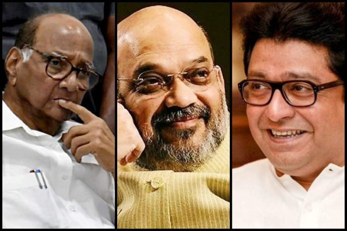 Sharad Pawar's last Hurrah, Raj Thackeray and why BJP must resist the temptation to get close to MNS