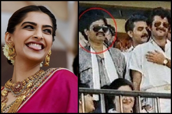 Actress Sonam Kapoor admits that her father, Anil Kapoor is connected to Dawood Ibrahim through 'Indian Cricket': Here is what happened