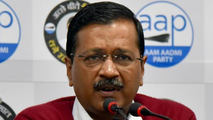 Arvind Kejriwal served with EC notice over a video uploaded by him on Twitter