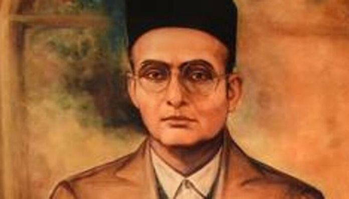 Congress mouthpiece demonizes Veer Savarkar, calls him an