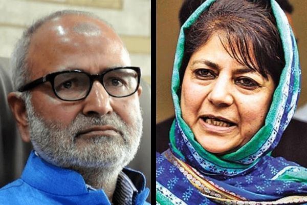 Senior PDP leader Naeem Akhtar booked under the Public Safety Act