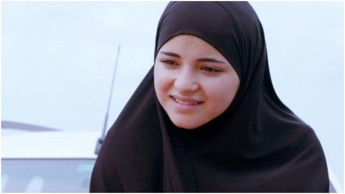 Former actress Zaira Wasim who left acting for Islam has now urged fans to stop praising her, as it is dangerous for her 'Iman'