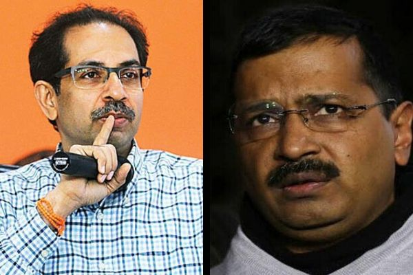 Shiv Sena bats for Arvind Kejriwal ahead of Delhi polls