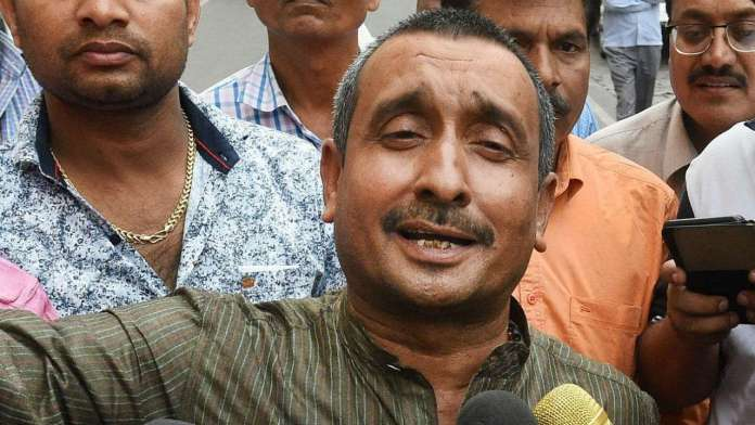 Delhi court convicts expelled BJP leader Kuldeep Singh Sengar for the death of Unnao rape victim's father