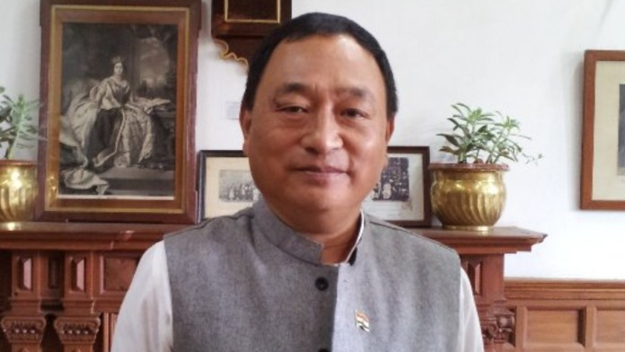 Ninong Ering, Congress MLA from Arunachal Pradesh wants government of India to sue China in the ICJ