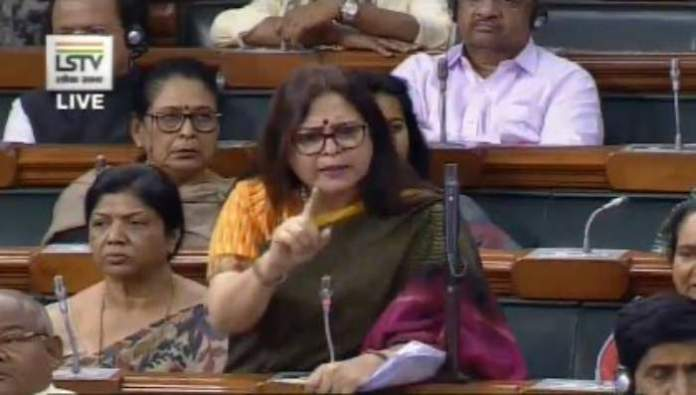 Meenakshi Lekhi slams opposition over Delhi riots, reminds Congress of Mussolini link