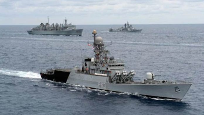 Indian Navy may postpone the Naval exercise 'Milan', scheduled to be held at Visakhapatnam from March 18