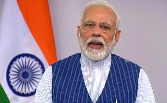 PM Modi to address the nation at 10 am on 14 April