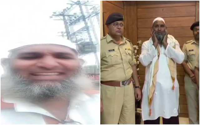 Jalgaon man arrested for defying lockdown, shooting video roaming around town