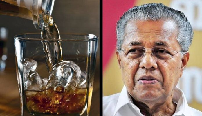 Provide liquor to those with doctor's prescription, directs Kerala CM