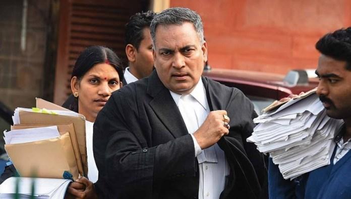 lawyer AP Singh