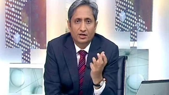 NDTV journalist Ravish Kuamr's propaganda fails as police arrests the February 24 shooter who turns out to be an Islamist