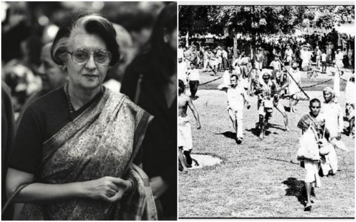 1966 Hindu massacre carried out at the behest of Indira Gandhi