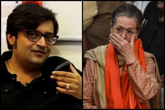 Discrepancies in the Congress leader's complaint, conduct of the Mumbai police and the battle-royale between Arnab Goswami and Sonia Gandhi