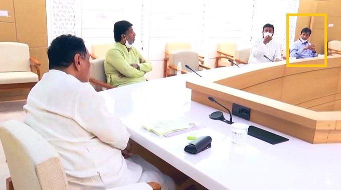 Gujarat Congress MLA Imran Khedawala tests positive for coronavirus hours after meeting CM Rupani